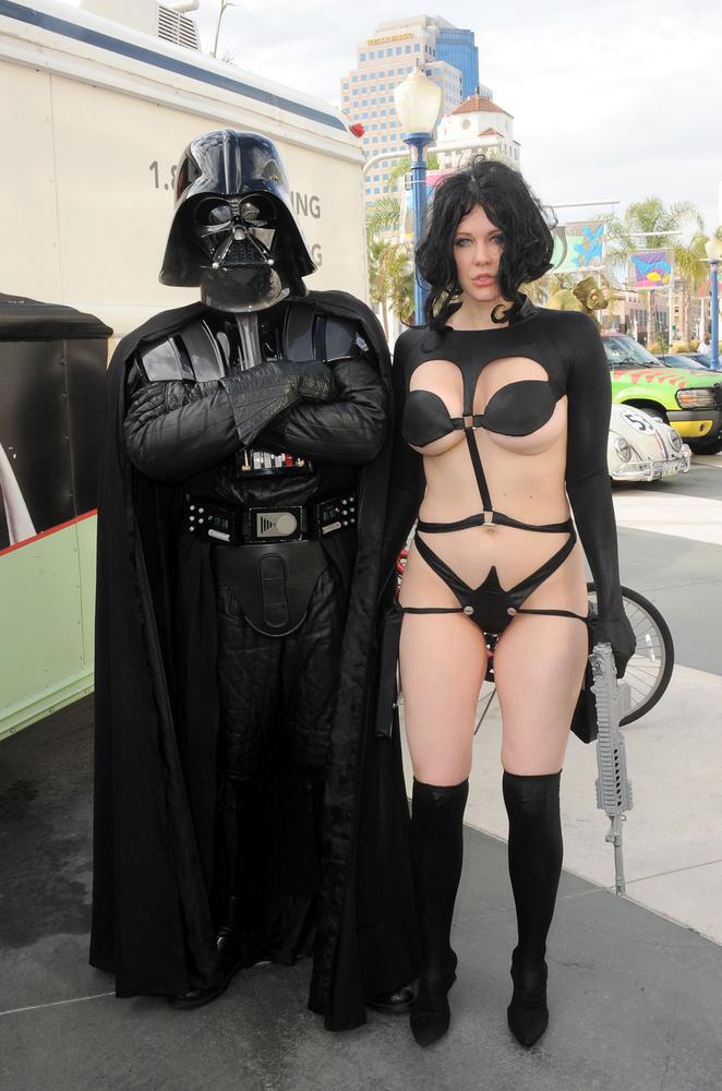 A Long Beach-i Comic-Con számára újabb alkalom volt, hogy megmutassa, tulajdonképpen mindenre képes.