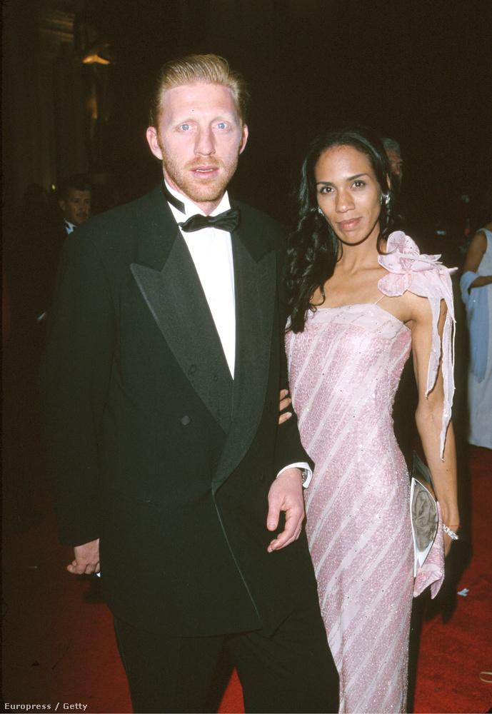 Becker még 2001-ben elvált akkori feleségétől, Barbara Beckertől