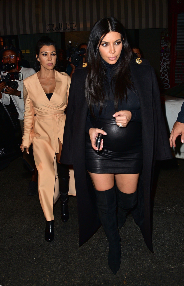 Egy csomó Kardashian van most New Yorkban, főleg azért, mert ott éppen divathét zajlik