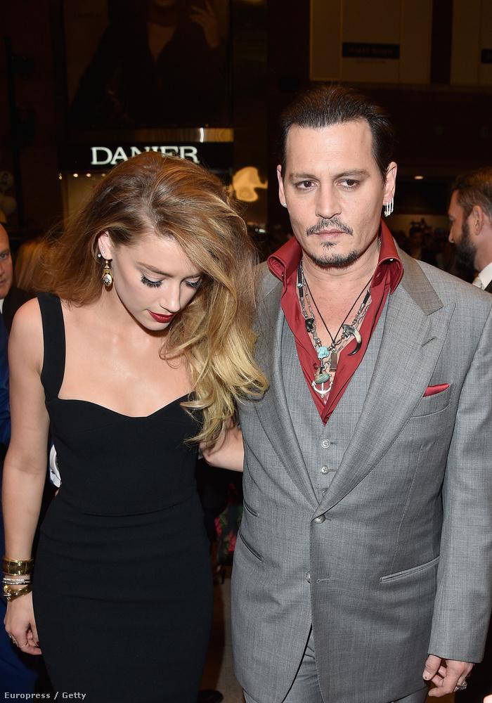 Inkább koncentráljunk most Amber Heardre