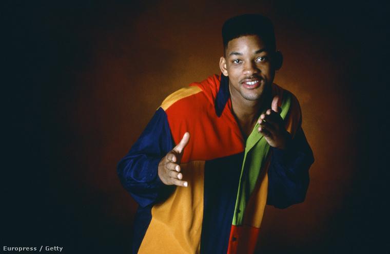 Will SmithMa már valószínűleg kevesen emlékeznek rá, de a 80-as évek második felében Will Smith menő rapper volt