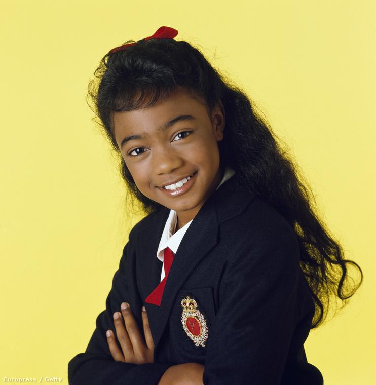 Tatyana Ali A sorozatban ő volt a legkisebb Banks-gyerek, Will Smith legfiatalabb unokahúga, akivel Will nagyon jól kijön.