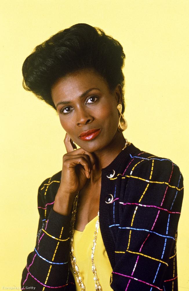 Janet Hubert                          A sorozat első három évadában ő alakította Will Smith nagynénjét, Vivian Bankset