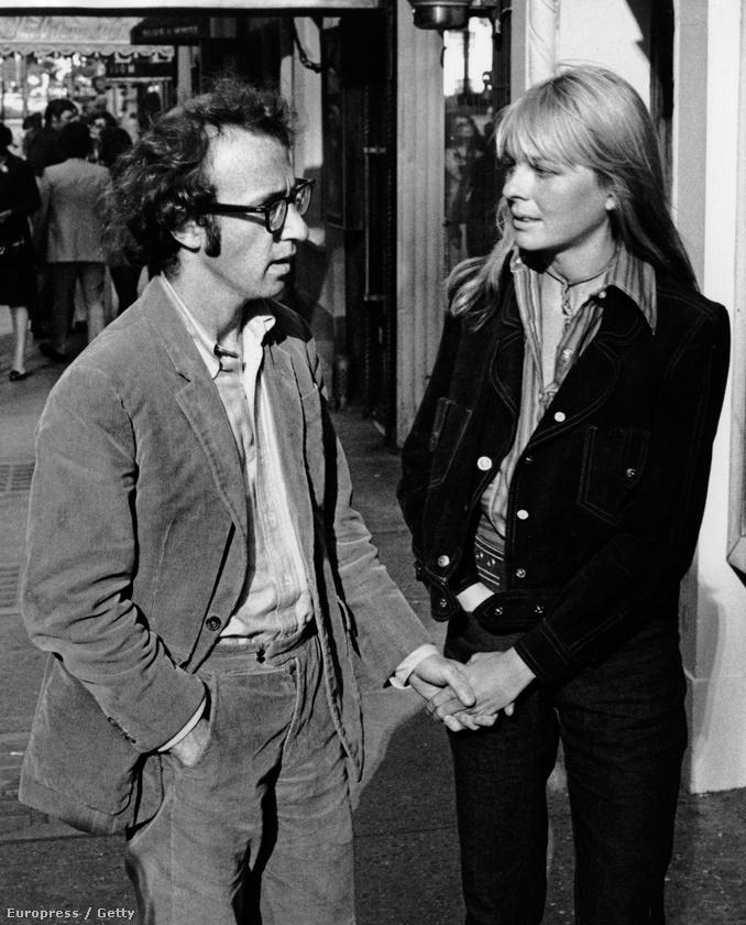 Már olyan régen volt, hogy Diane Keaton Woody Allennel járt, hogy lehet, elfelejtette