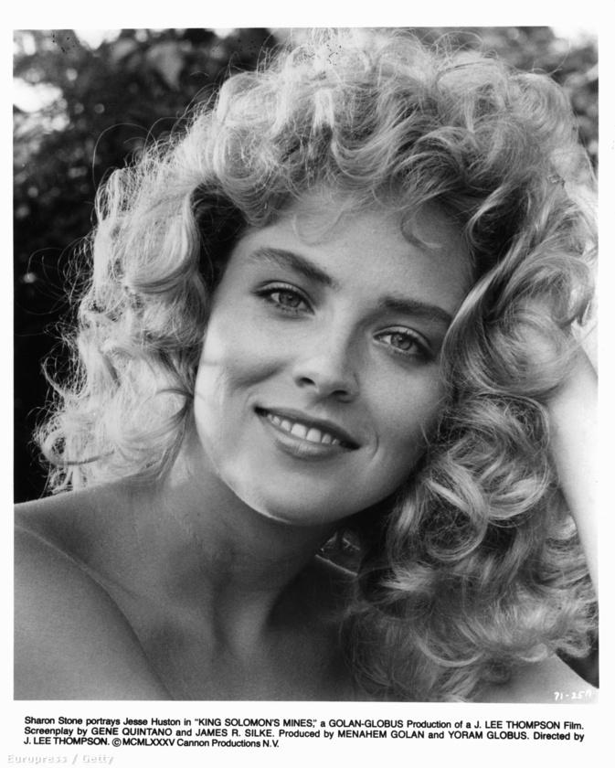 De a többiek előtt nézzen meg egy 1985-ös képet Stone-ról!