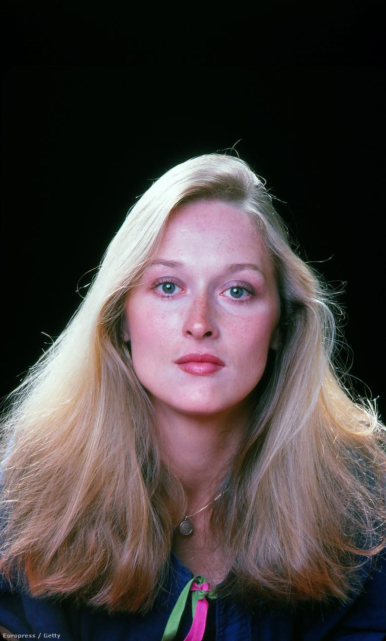 Ahogy Meryl Streep is