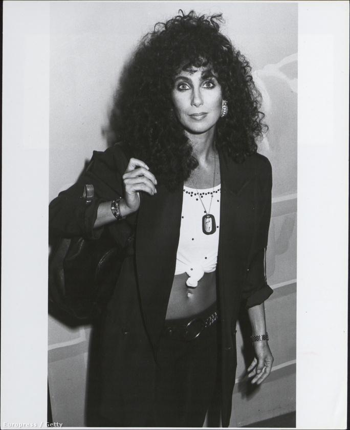 Cher, 1990.
