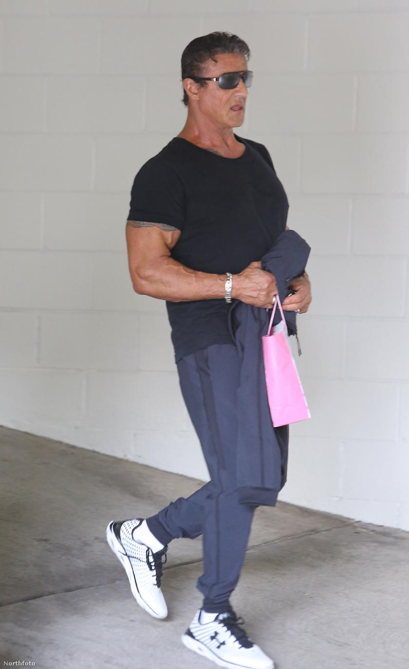 Stallone 69 éves, csak úgy megjegyezzük.