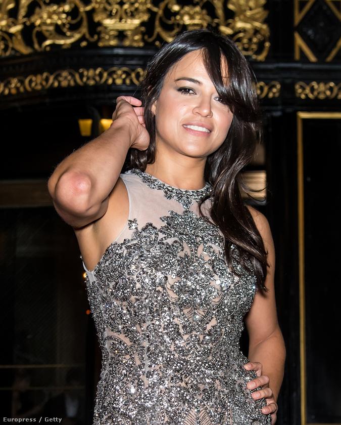 Michelle Rodriguez egyszer lepukkant, máskor meg annyira csodálatos, hogy leesik az állunk
