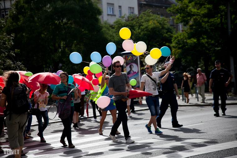 A Szexmunkások Érdekvédelmi Egyesülete szeptember 17-én ünnepelte alapításának 15