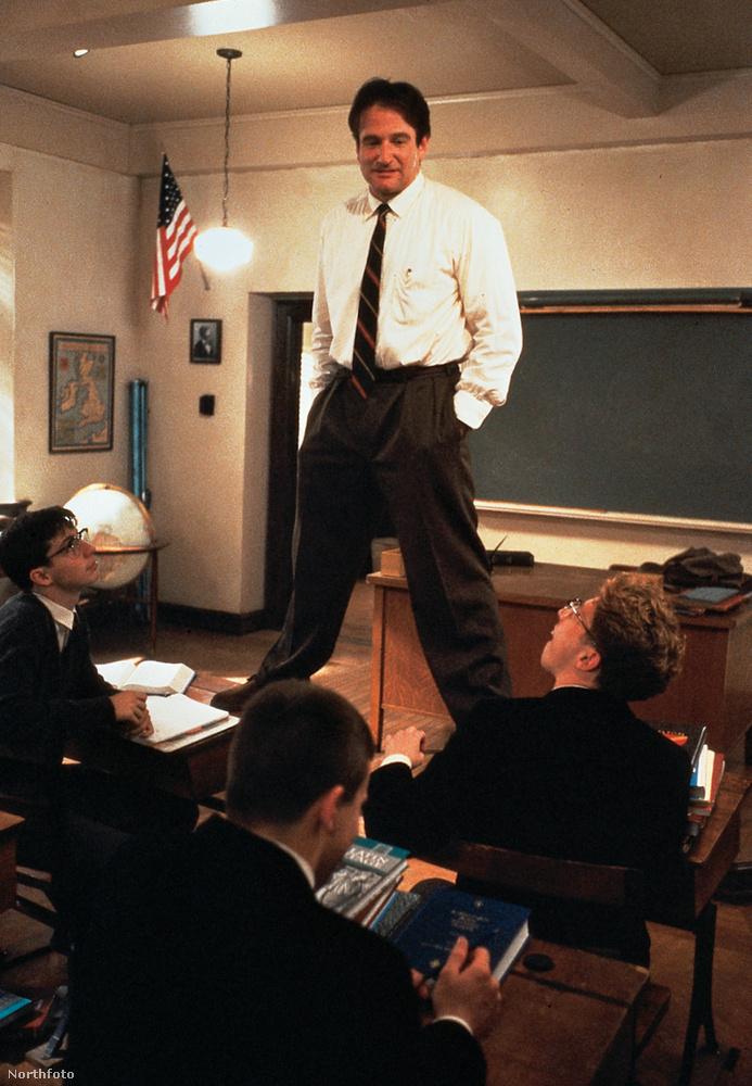 Ha nemet váltunk, akkor a hőskor egyik legendás tanáralakját nem hagyhatjuk ki