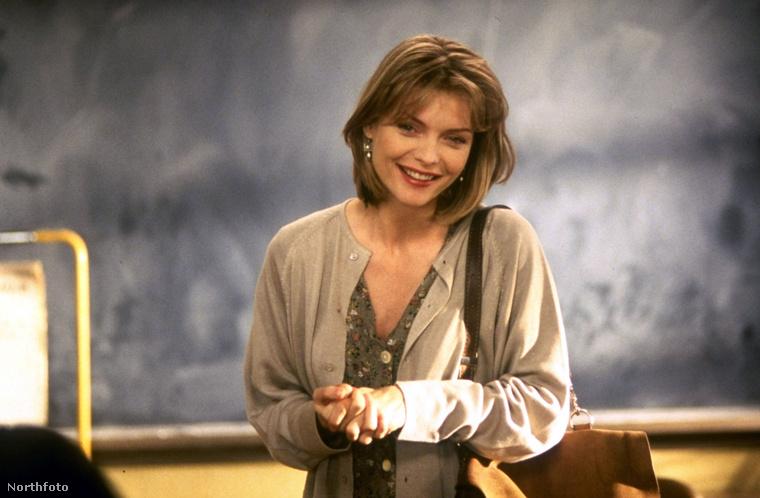 Mint ahogy Michelle Pfeiffer is ikonikus lett a gettóban küzdő pedagógus alakjában a Veszélyes kölykökben.