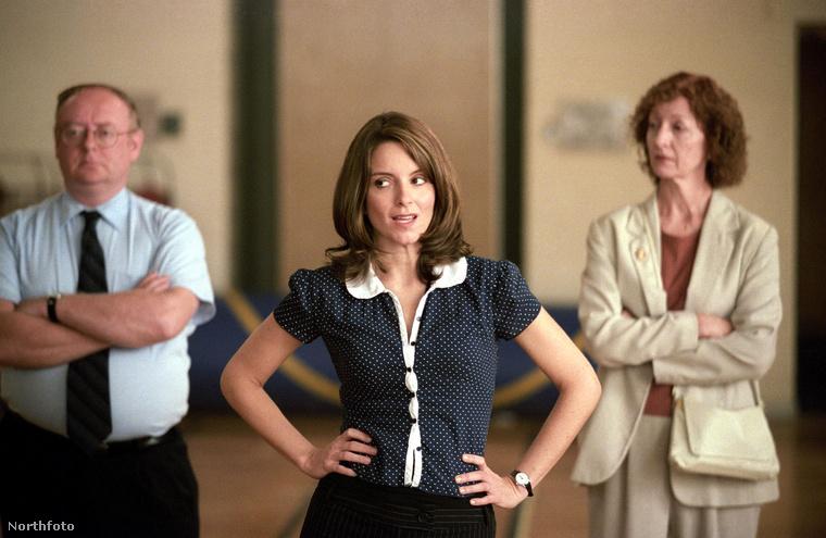 A Bajos csajok tanári karát is igencsak feldobta Tina Fey.