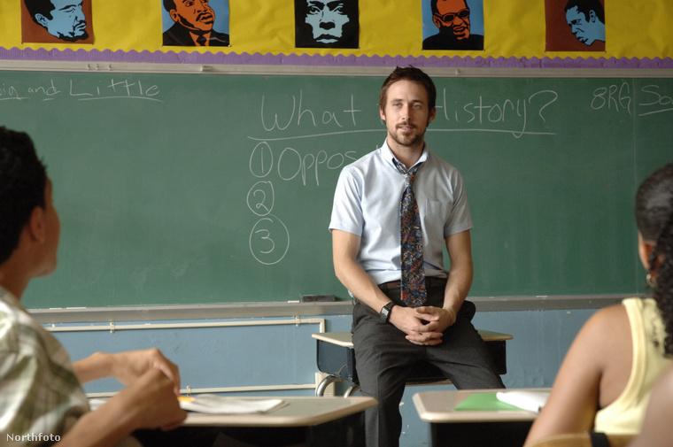 Ryan Goslingról már nem is beszélve