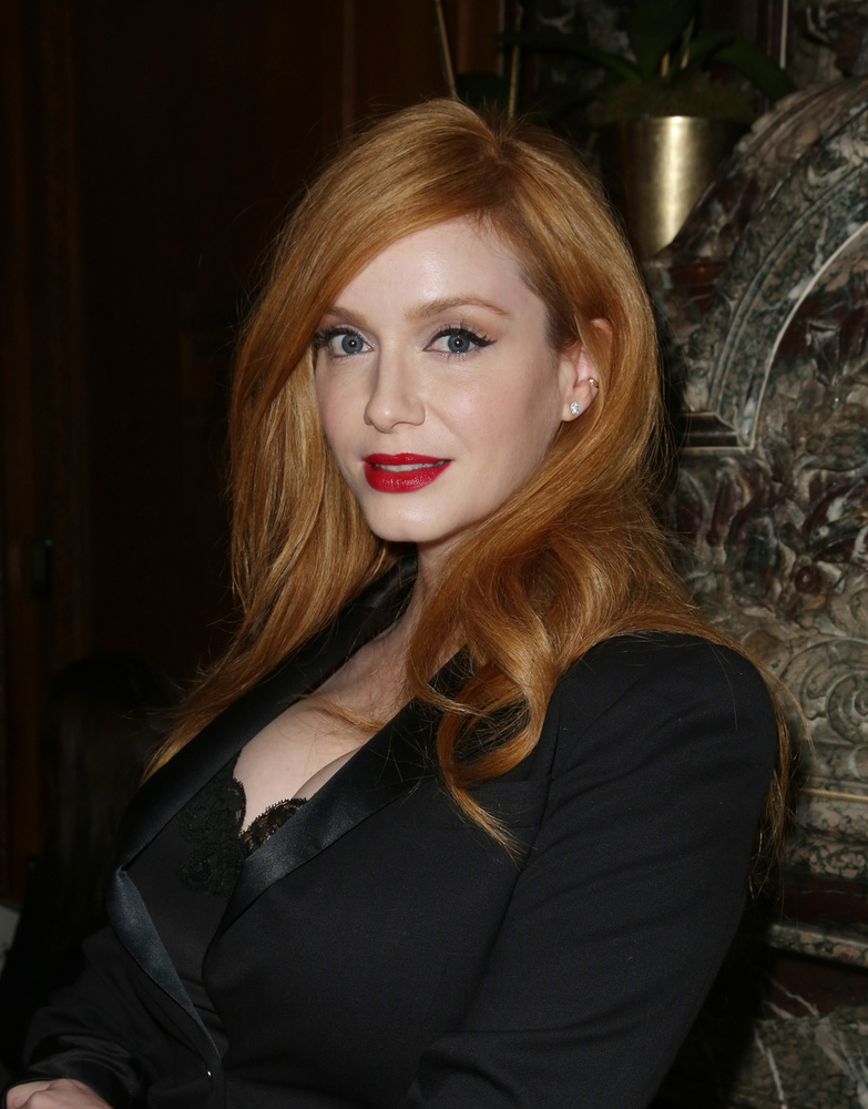Ahogy Christina Hendricks is