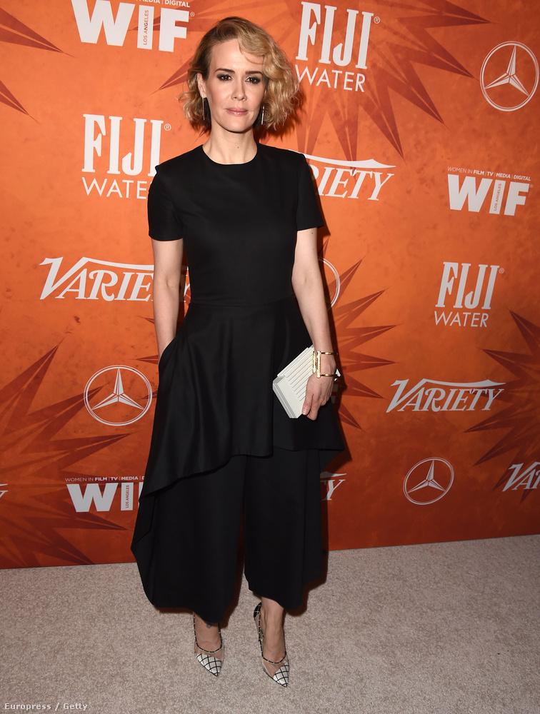 Sarah Paulson számtalan filmben és sorozatban szerepelt