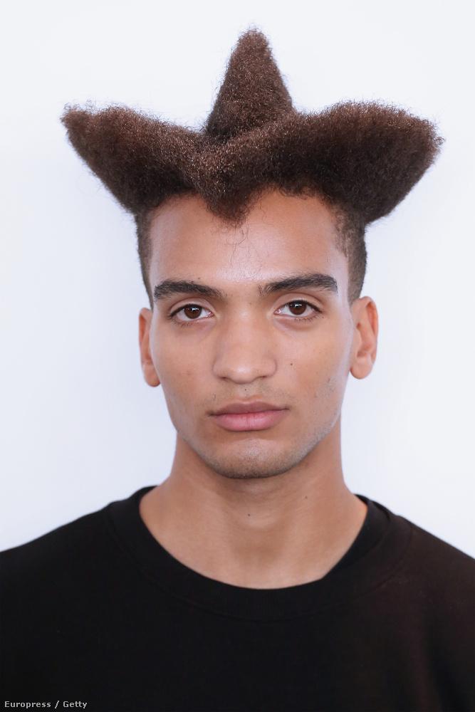 Kollégájának ilyen fejet formázott a hajakért felelős személy