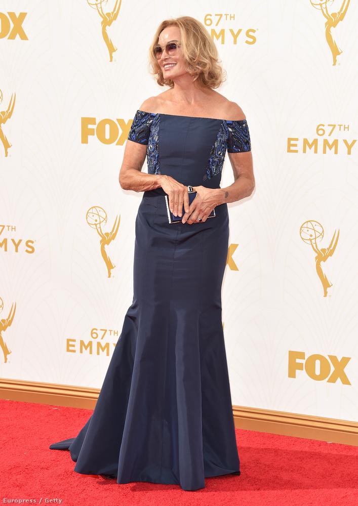 Bár a 66 éves színésznő jelölése végül nem hozott neki Emmy-díjat, mégis ő az egyik legjobb dolog, ami a gálán történhetett.