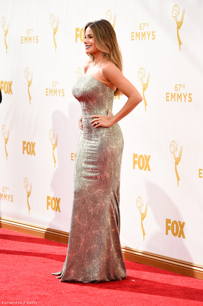 A színésznő azért remélhetett díjat, mert a Modern család című vígjátéksorozatban játszik, de most nem kapott.