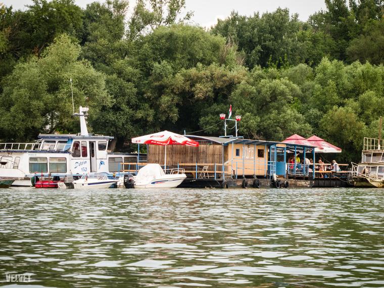 Az egyik legszebb Duna-sziget a Luppa sziget, amit a sziget közepén található platánfák, gesztenyefák és a partra épült nyaralók jellemeznek