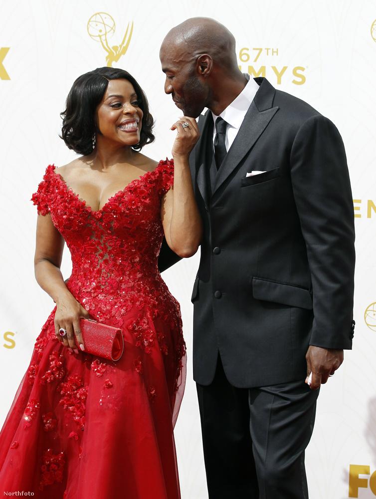 Niecy Nash színésznő így szereti a férjét, Jay Tuckert