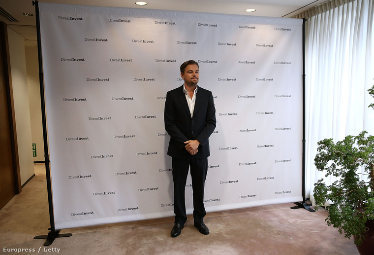 Leonardo Dicaprio még mindig nagyon szívén viseli bolygónk sorsát, ezért most New Yorkban állt ki sok más emberrel együtt, hogy továbbra is harcoljon a  globális felmelegedés ellen