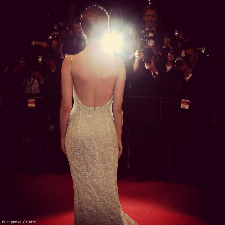 Emma Stone-ról azért készülhet, de ettől ez még egy klassz kép