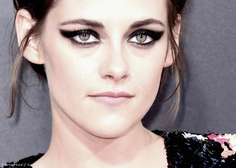 Kristen Stewart fotóját egy kicsit még megvágnám, de így sem olyan rossz